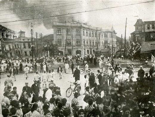 日比谷交差点1923.jpg