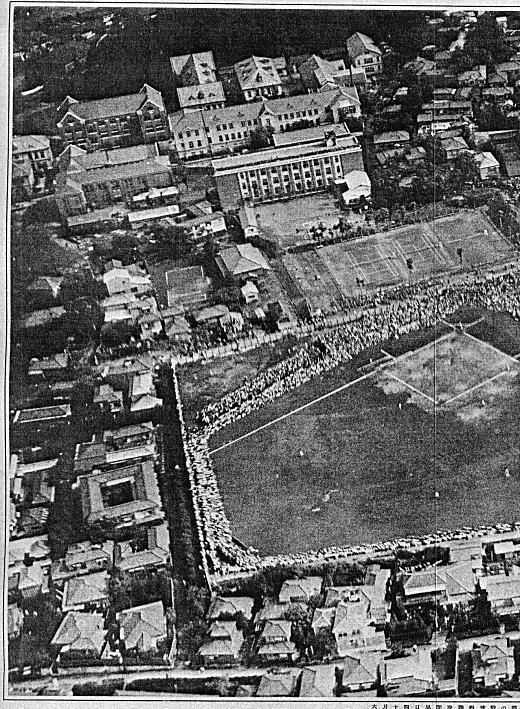 低空飛行の元・石橋湛山邸1923年...