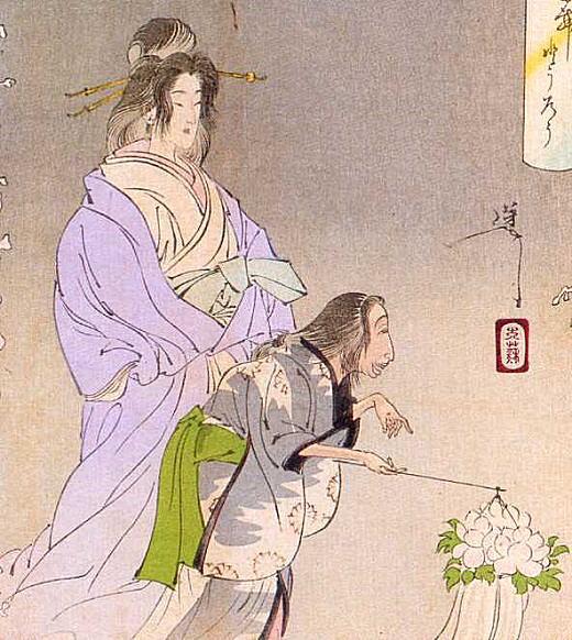 月岡芳年「牡丹灯籠」1891.jpg