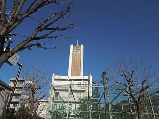 東京富士大学時計塔.JPG