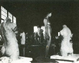 東京美術学校実技風景1923.jpg