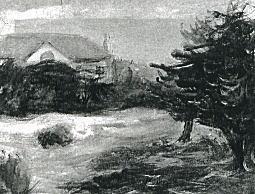 松下春雄「赤い屋根の家」1926頃.jpg