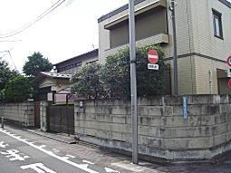 柳瀬正夢旧居跡.JPG