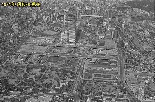 淀橋浄水場跡1971.jpg