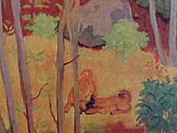 満谷国四郎「早春の庭」2.jpg