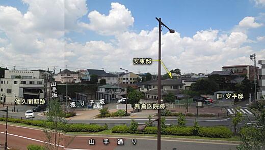 熊倉医院跡の現状.JPG
