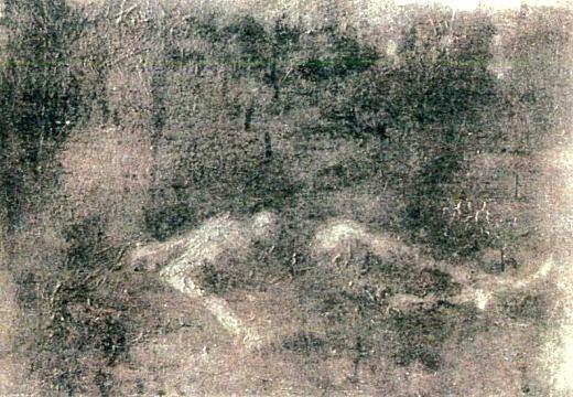 熊谷守一「轢死」1908.jpg