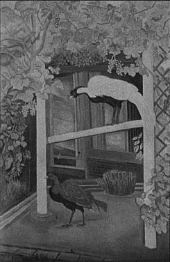 牧野虎雄「白閑鳥」1931.jpg