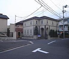相馬邸黒門跡2009.JPG