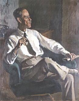 竹沢基「森田亀之助像」1948.jpg
