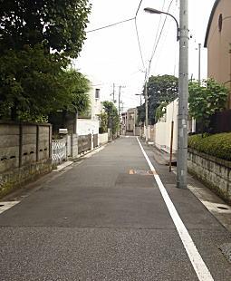 第二文化村三間道路.JPG