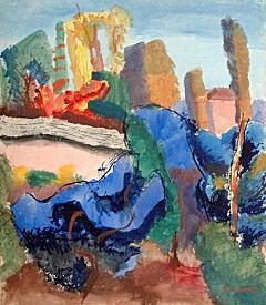 荒園(水彩)1931.jpg