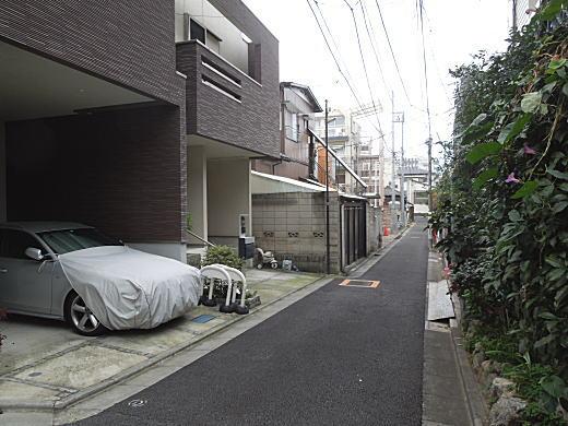 西のふくらみ現状.JPG