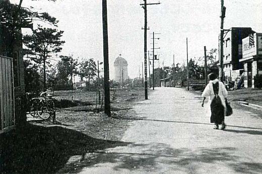 野方配水塔1938.jpg