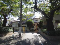 金山平三アトリエ05.JPG