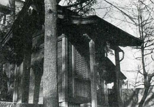 金山稲荷(鐡液稲荷)1955.jpg