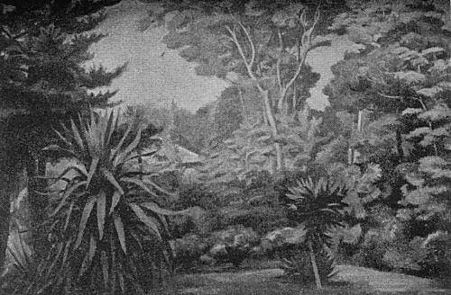 鈴木誠「初秋の庭(初夏の庭)」1928.jpg