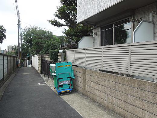 長谷川利行旧居跡.JPG