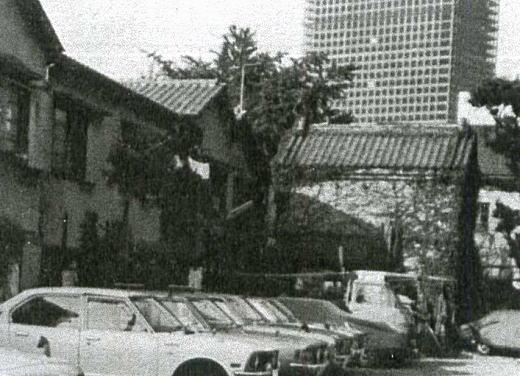 関東大震災崩落土蔵1975頃.jpg
