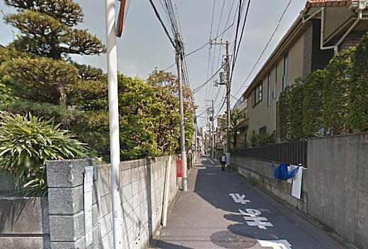 雑司ヶ谷四ッ家町界隈.jpg