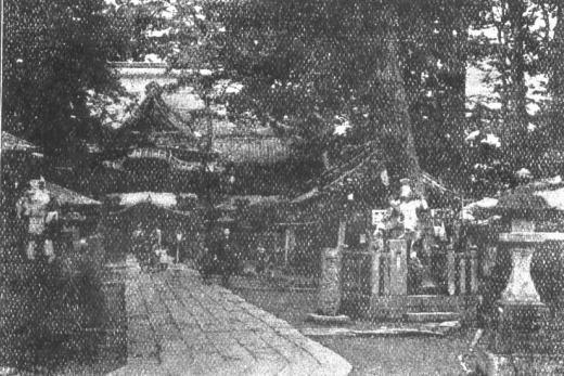 雑司ヶ谷鬼子母神1919.jpg