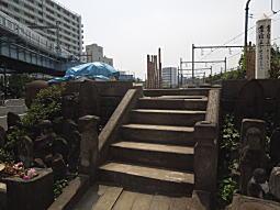 首切り地蔵跡2012.JPG