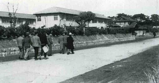 香椎黒門1947ごろ.jpg