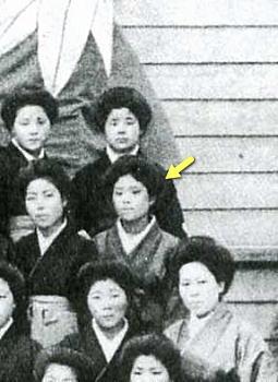高松高女の藤川栄子1918.jpg